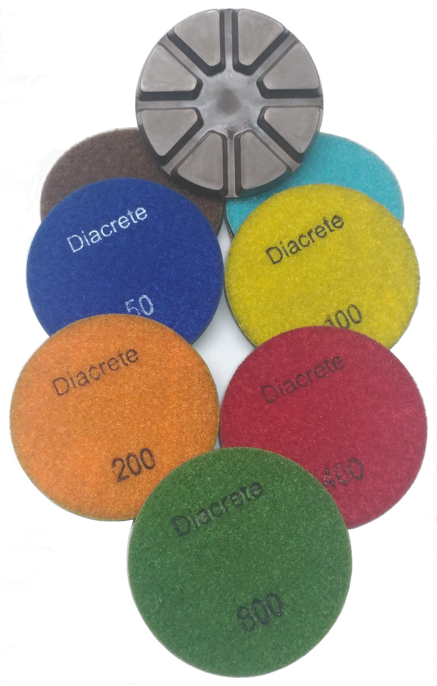 Resin Floor Polishing Disc